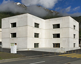 Swiss National Park House