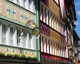 Main street Appenzell