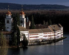 Ancien monastère de Rheinau