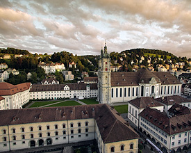 Abbey District of St.Gallen