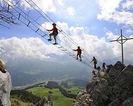 Klettersteige/Seilpark