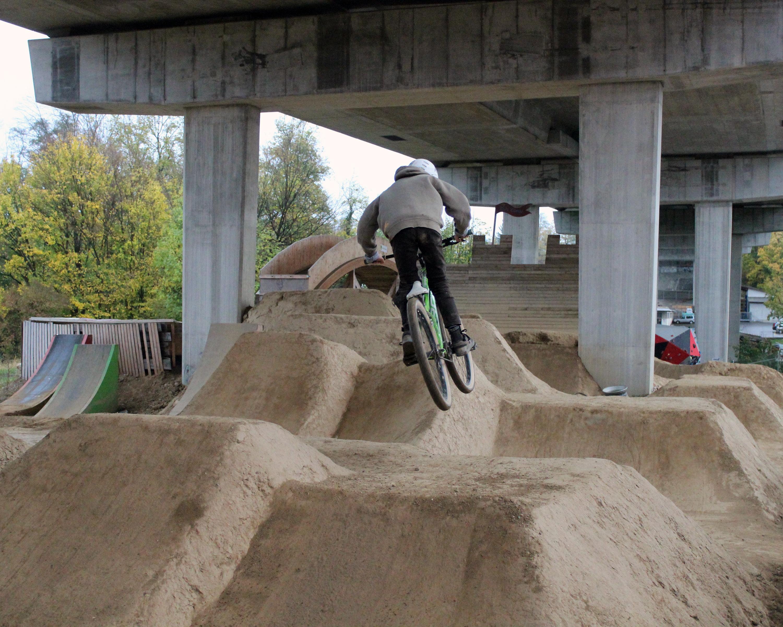 Dirt Castle Dirtpark (Hammerpark)