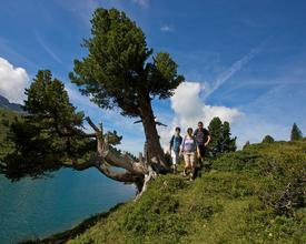 Vier Seen Wanderung – günstiger mit dem ÖV