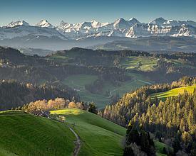 3 Alpenpanorama-Weg Gantrisch