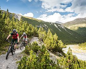 1 Alpine Bike Grisons