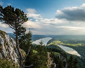 5 Jura Höhenweg: Couvet - Nyon