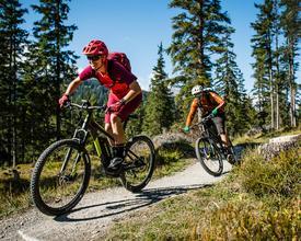 E-Bike-Abenteuer Graubünden