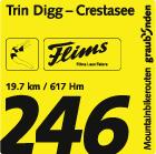 Trin Digg–Crestasee