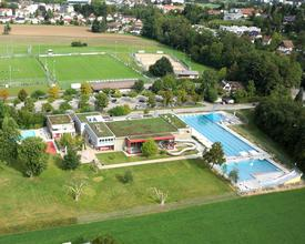 Rothrist swimming complex