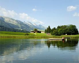 Badi Schönenbodensee Wildhaus