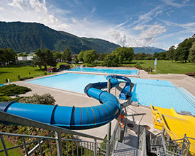 Outdoor swimming pool Obere Au Chur