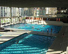 Mon Repos Indoor Swimming Pool In Lausanne Wanderland