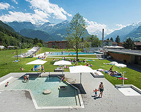Swimming baths Altdorf