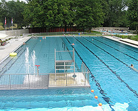 Rupperswil-Auenstein swimming pool