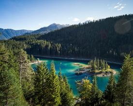 Lake of Cauma Flims