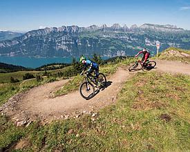 Biker Trails Flumserberg