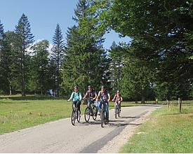 E-Bike-Tour Creux du Van