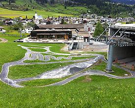 Skill Area Flims Bergbahnen