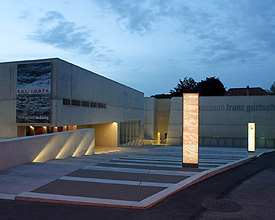 Franz Gertsch Museum Aussenansicht
