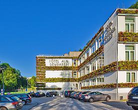 Hôtel Aux Remparts