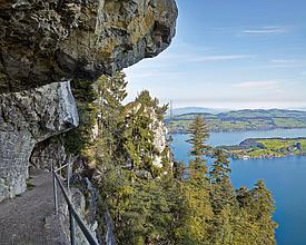 Rundtour Vierwaldstättersee: Luzern - Küssnacht