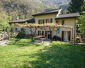 Casa bnb Ticinetto