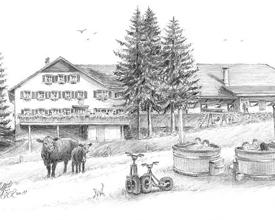 Berggasthof Untergrenchenberg