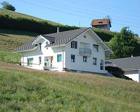 Bed and Breakfast im Entlebuch/Hasle