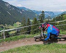 Hot-Trail Bike Park Wiriehorn