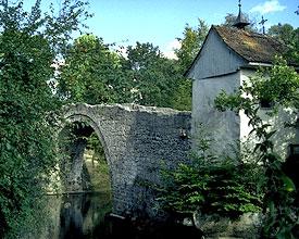 Ponte Ste-Apolline (Villars-sur-Glâne)