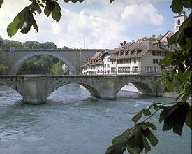 Berna: un gioiello nell'ansa dell'Aare