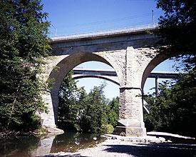 San Gallo: Architettura dei ponti