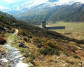 Col du Simplon: De Stockalper à Napoléon