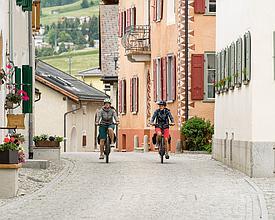Inn Radweg & Val Müstair