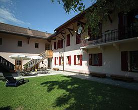 Auberge de Jeunesse Château-d'Oex