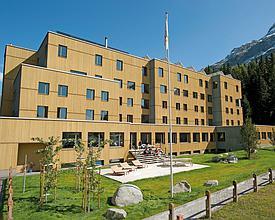 Jugendherberge St. Moritz