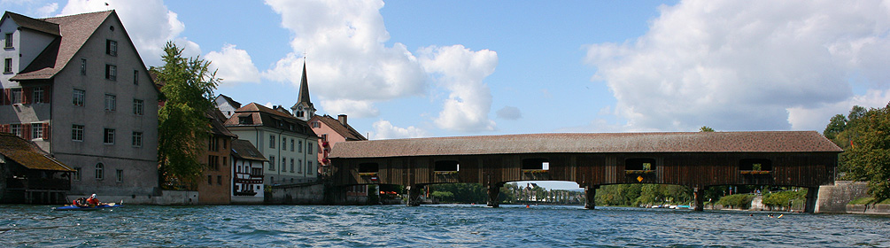 70 Rhein Kanu
