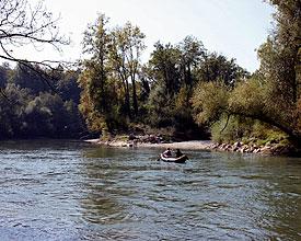 Reuss Kanu