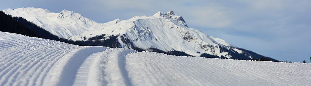 Alp Garfiun-Loipe