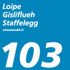 Loipe Gisliflueh–Staffelegg
