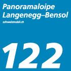 Panoramaloipe Langenegg–Bensol