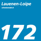 Lauenen-Loipe