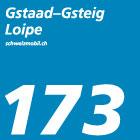 Gstaad-Gsteig-Loipe