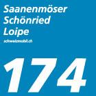 Saanenmöser-Schönried-Loipe