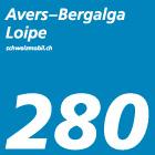 Avers-Bergalga-Loipe