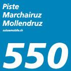 Piste Marchairuz–Mollendruz