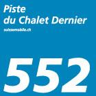 Piste du Chalet Dernier