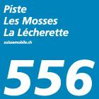 Piste Les Mosses–La Lécherette