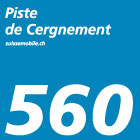 Piste de Cergnement