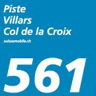 Piste Villars–Col de la Croix